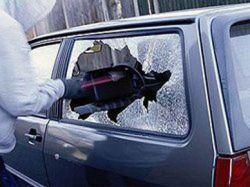 Как в Москве крадут вещи из машины? (видео)