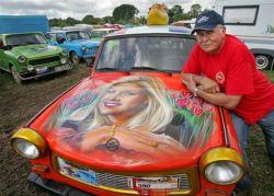 В Германии начнут снова выпускать автомобиль Trabant (фото)