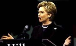 Главный редактор журнала Vogue Анна Винтур высмеяла стиль Хилари Клинтон