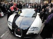 Автомобиль стоимостью 1 000 000 долларов оштрафовали за неправильную парковку