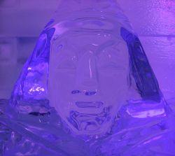 Конкурс ледяных скульптур в Эйндховене (фото)