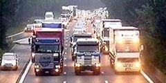 Польше угрожает блокада дорог