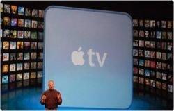 Apple переносит сроки выпуска Apple TV 2.0