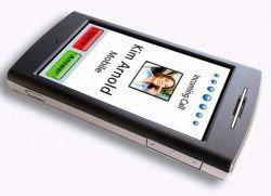 Garmin nuvifone затмил Apple iPhone