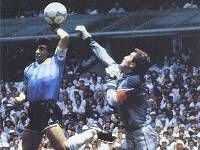 Диего Марадона впервые извинился за гол 1986 года