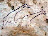Вандалы ООН уничтожили наскальную живопись 6000-летней давности в Западной Сахаре