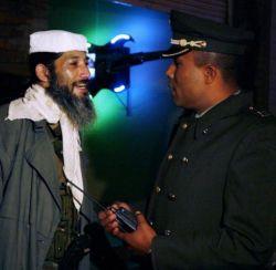 Двойник Усамы Бен Ладена помогает колумбийской полиции (видео)