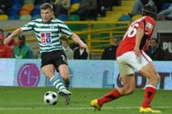 """Марат Измайлов двумя голами вывел \""""Спортинг\"""" в финал Кубка Португалии"""