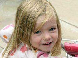 Британская полиция не считает чету Маккэн виновными в исчезновении их дочери