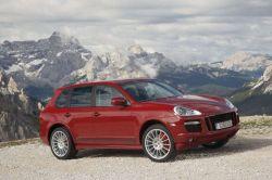 Porsche Cayenne GTS получит механическую коробку передач