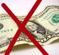 Эксперты прочат доллару падение до отметки в 21-22 рубля