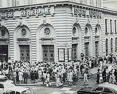 Французский банк BNP Paribas хочет купить Societe Generale