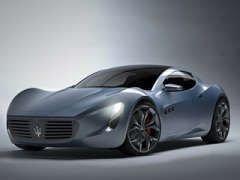 Студенты Европейского института дизайна нарисовали новое купе Maserati
