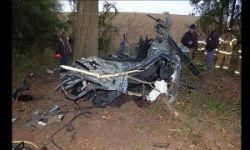 Попытка сделать из BMW самолет закончилась трагедией