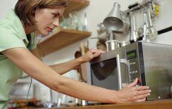 Вредит ли нам микроволновка?