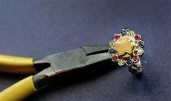 Кольцо для Карлы Бруни