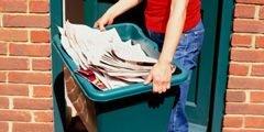 С каждым годом в Европе становится больше мусора