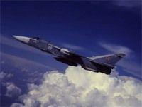 Более 40 самолетов ВВС РФ поднялись в небо над Атлантикой