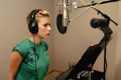 Песня Summertime в исполнении Скарлетт Йоханссон (Scarlett Johansson) (видео)