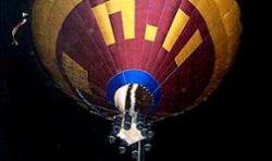 Пропал воздушный шар с японским путешественником Митио Канда