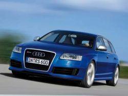 Новый Audi RS6 Avant будет стоить от 77 625 фунтов