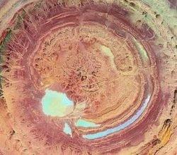 Британские ученые отыскали Пуп Земли