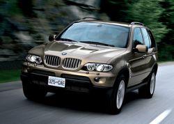 BMW X5 признан лучшим внедорожником в Германии