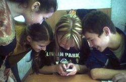 28 тысяч школьников в Туве учатся по SMS из-за морозов