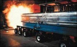 Испытания электромагнитной пушки (ЭМП) управлением морскими исследованиями США прошли успешно