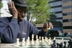 Бездомный Том Мерфи - шахматный король Вашингтона