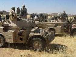 Президент Чада бросил танки против повстанцев в столице