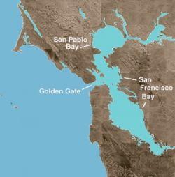В США в залив Сан-Франциско попало 10,2 тыс. куб. м нечистот
