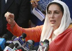 Беназир  Бхутто из могилы назвала своих убийц
