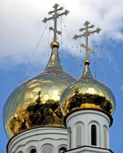 ЮАР подарила России православый храм
