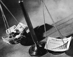 Что делать, если в кошелек попала фальшивая банкнота?