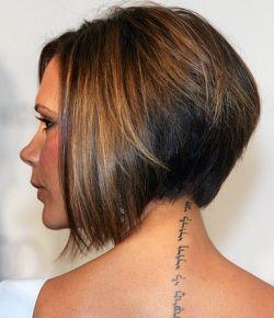 Татуировки четы Бекхэм