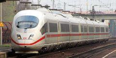 Всю Германию можно проехать на поезде за 20-29 евро