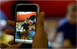 Маленькие хитрости фотоспуска в iPhone