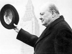 Каждый четвертый британец считает Уинстона Черчилля вымышленным персонажем
