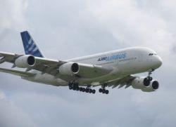 Airbus тестирует новое авиационное топливо