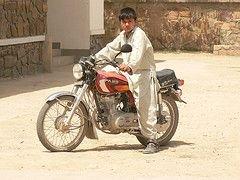 В Афганистане бастуют против запрета езды на мотоциклах