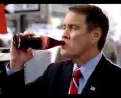 Новый ролик Coca-Cola примиряет американских политиков (видео)
