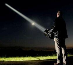 Лампа Maxablaster сделает так, чтобы вас увидели с расстояния 6,5 км