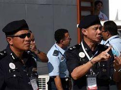 Малайзийский наркоман уснул во время ограбления