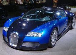 Следующая модель Bugatti будет стоить еще дороже Veyron