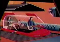 Футуристический мультфильм 60-х годов (видео)