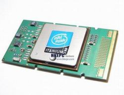 Два миллиарда транзисторов уместились в новом процессоре Intel