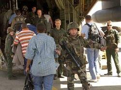 Французские войска участвуют в столкновениях с повстанцами в Чаде, признал Генштаб Франции