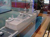 Италия заказала четыре фрегата нового поколения