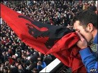 Москва подтвердила, что не допустит признания Косова